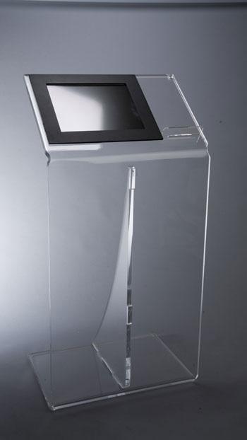 Progettazione e produzione leggii in plexiglas carpi modena emilia romagna - Leggio da tavolo per studiare ...